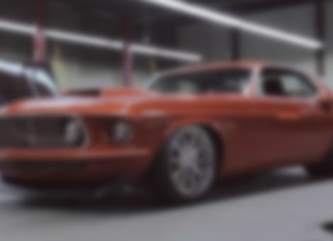 The Real Thing: 1969 Ford Mustang