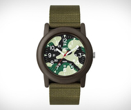 Timex Camo Camper Watch