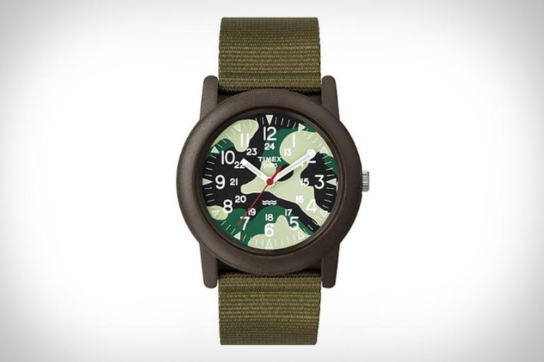 Timex Camo Camper Watch