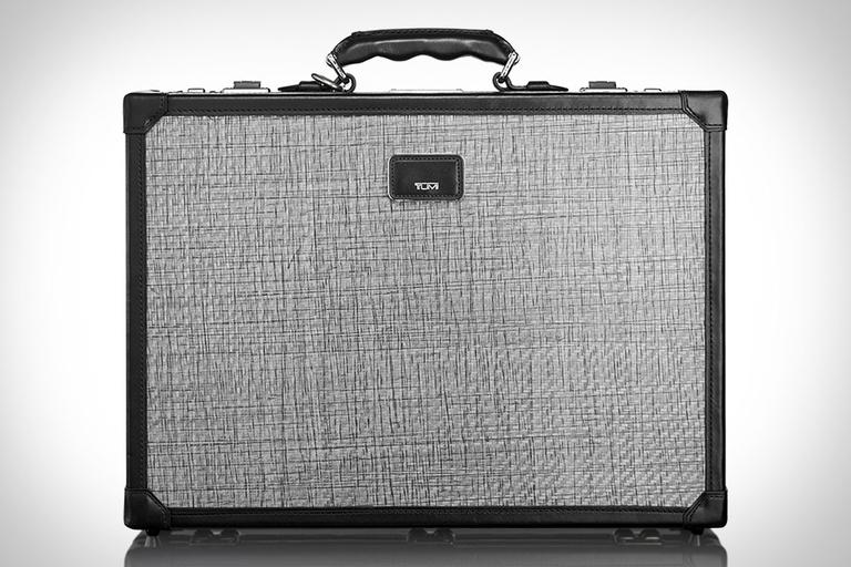 Tumi Tegra-Lite Bulletproof Briefcase