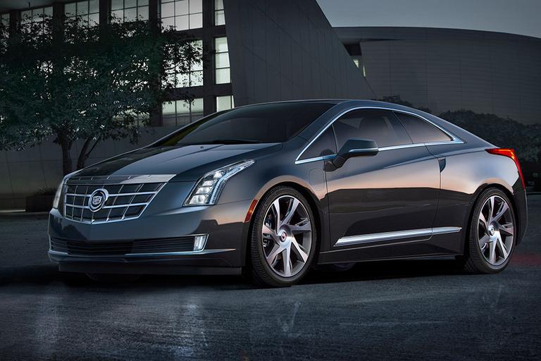 Cadillac ELR