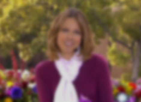 Hannah Storm Returns From Gas Explosion