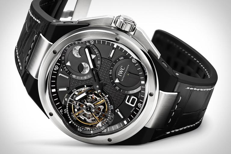 IWC Ingenieur Constant-Force Tourbillon Watch