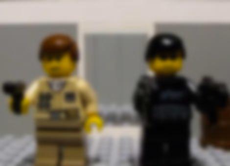 Lego Zombie Hunters