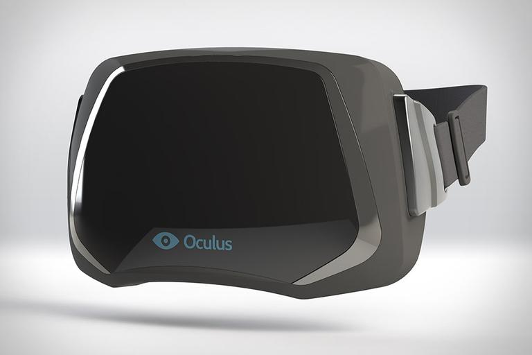 Oculus Rift Gaming Headset