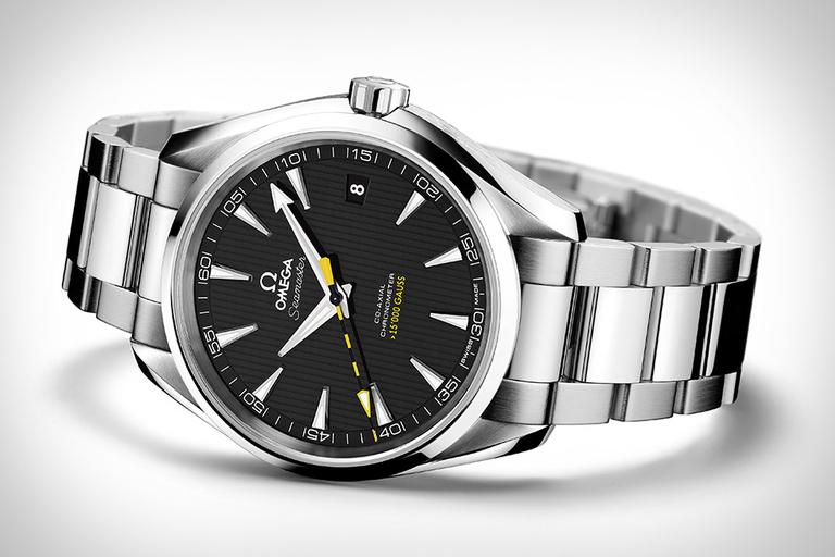 Omega Anti-Magnetic Seamaster Aqua Terra Watch