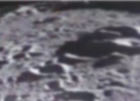 Amazing Moon Shots from NASA's Grail Mission