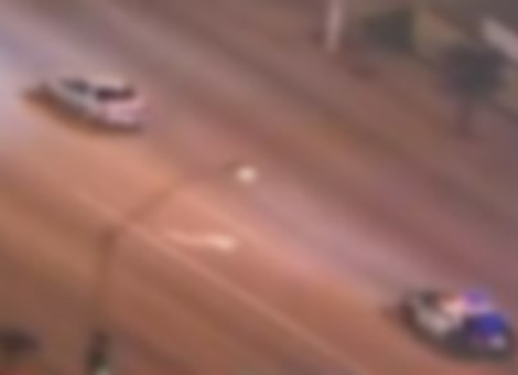 Police Chase Front Row Seat