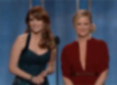 Tina Fey & Amy Poehler's Golden Globes Monologue