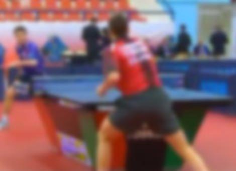 Behind The Back Ping Pong Shot