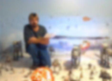 Epic Hoth Diorama