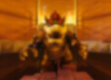 First Person Mario: Endgame