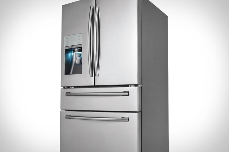 Samsung SodaStream Refrigerator