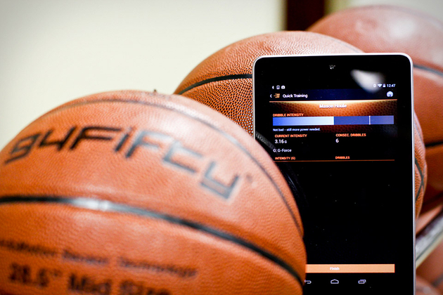 94Fifty Bluetooth Basketball