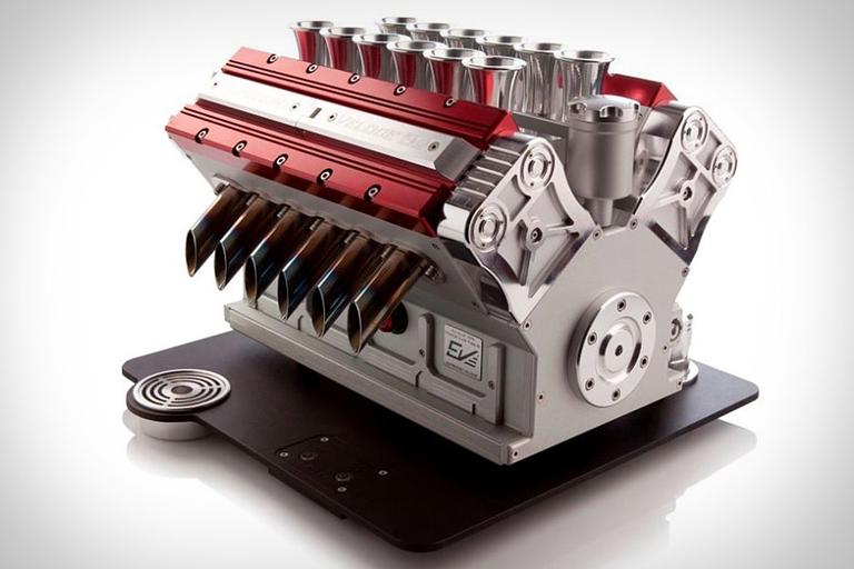 Espresso Veloce V12 Machine