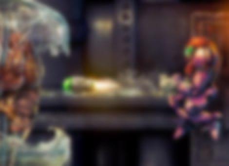 Super Metroid Speed Art