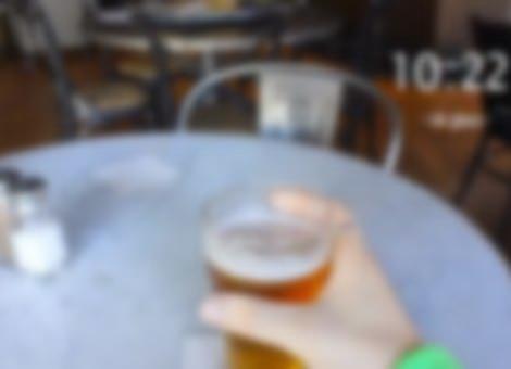 St. Patrick's Day Through Google Glass