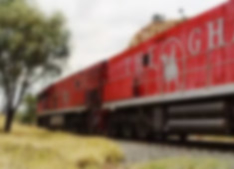 The Ghan Remix