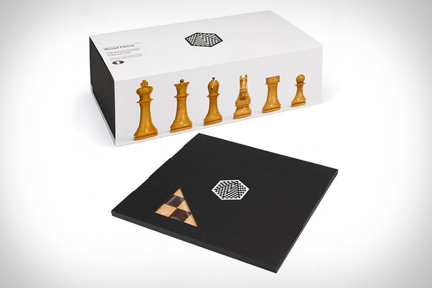 World Chess Championship Set