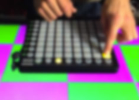 Daft Punk and Skrillex Launchpad Remix