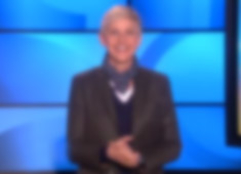 Ellen Announces Finding Dory
