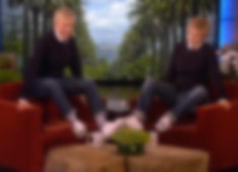 Ellen Interviews Ellen