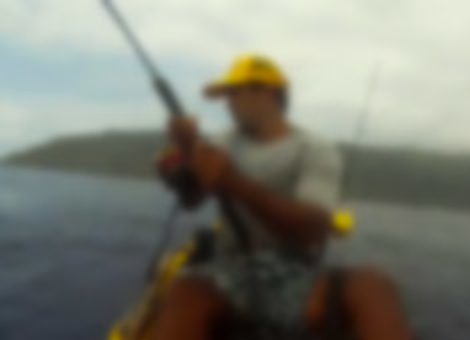 Fishing Surprise