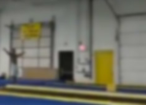 Insanely Fast Gymnastics