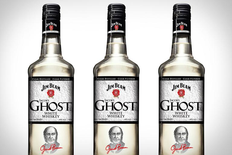 Jim Beam Jacob's Ghost White Whiskey