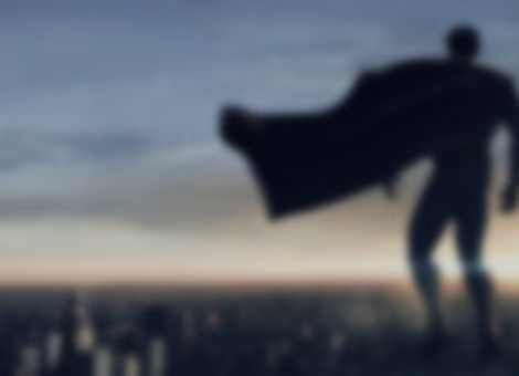 Man of Steel Title Sequence