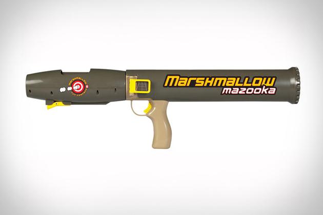 Marshmallow Mazooka