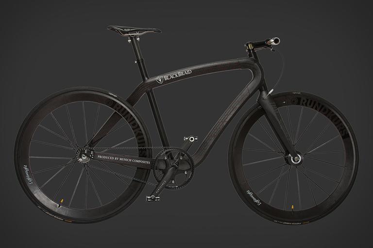 PG BlackBraid Bike