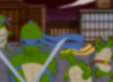 Scientifically Accurate Ninja Turtles