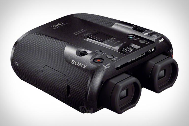 Sony DEV-50V DVR Binoculars