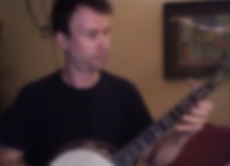 Get Lucky Banjo Cover