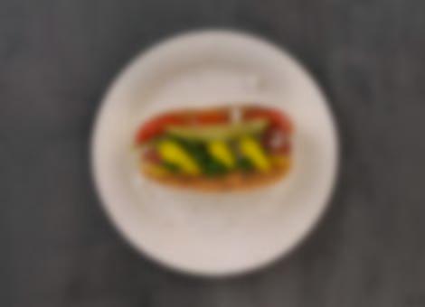 Hot Dog & The City