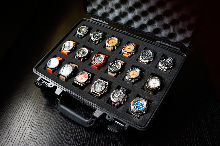 Martinator Watch Cases