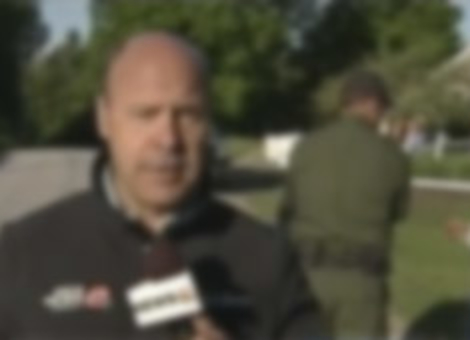 Missing Man Found During News Report