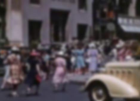 New York City in 1939
