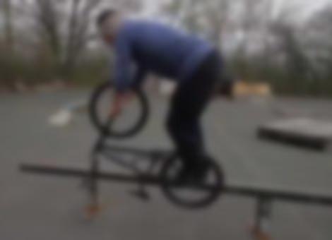 Tim Knoll Bike Tricks