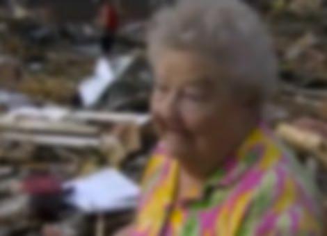 Oklahoma Tornado Survivor Finds Dog Buried Under Rubble