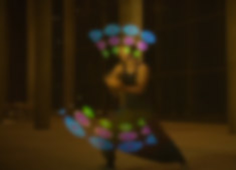 Visual Poi Light Dance