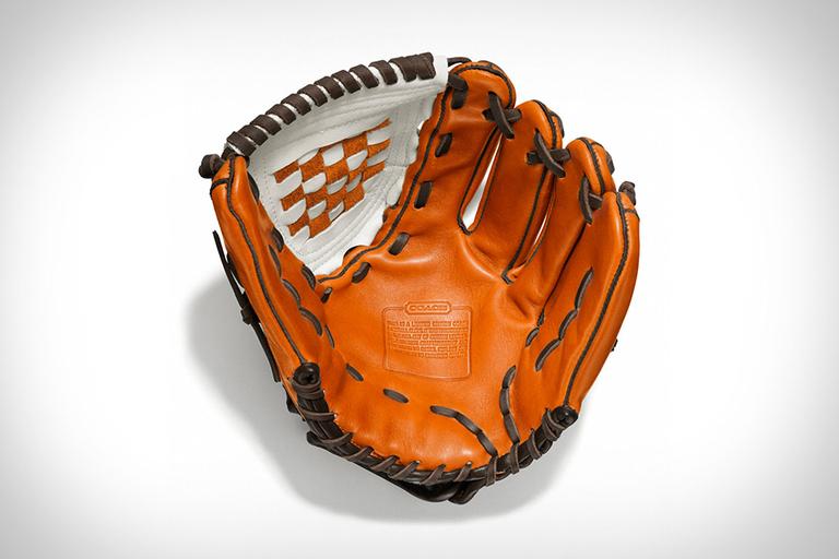 Coach Heritage Baseball Bats & Gloves