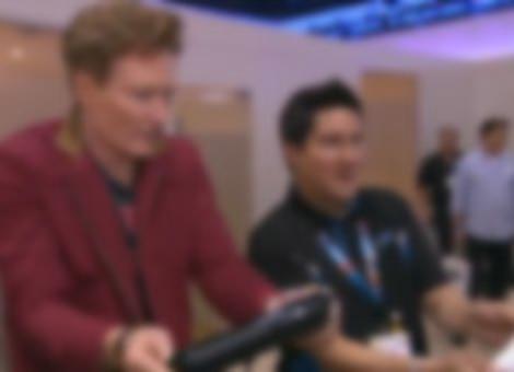 Conan Visits E3