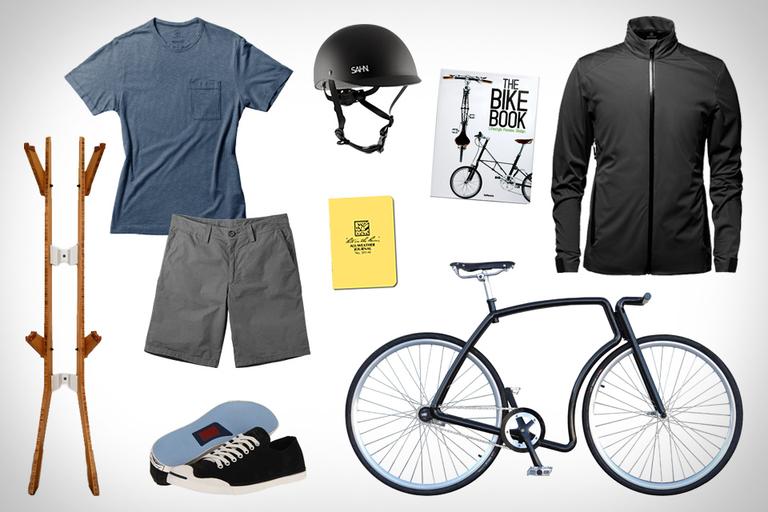 Garb: Urban Cyclist