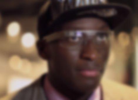 Google Glass At The NBA Draft