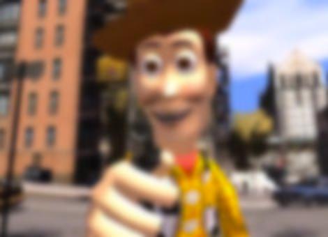 Grand Theft Woody