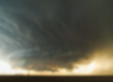 Incredible Formation Of A Storm Supercell
