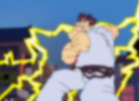 Longest Street Fighter Move