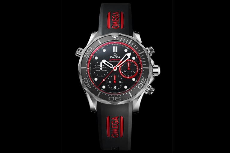 Omega Seamaster Diver ETNZ Watch